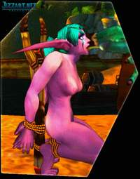 wow hentai screenshots draenei nude pictures