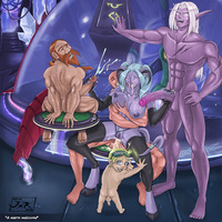 wow human hentai dwarf gnome world warcraft draenei human night elf