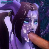 wow human hentai screenshots draenei wow hentai