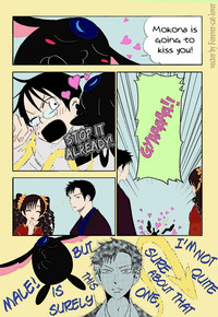 xxx holic hentai xxxholic doujin color forever cat lover gallery