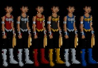 young justice hentai young justice donna troy glee chan fdpjz morelikethis