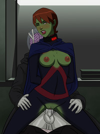young justice hentai lusciousnet miss martian fucks vill superheroes pictures album porn pics mars needs cock sorted best page
