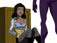 young justice hentai lusciousnet zatanna young justice superheroes pictures album defeated superheroines peril bondage