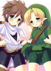 young zelda hentai shota anyone art unknown