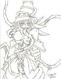 yugioh hentai ms jsin pictures user dark magician girl