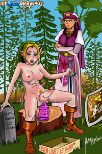 zelda and link hentai legend zelda link mavruda princess hentai pics original media rule wolf