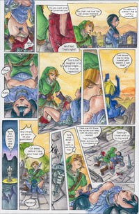 zelda hentai comic anime cartoon porn zelda fates twilight princess comic photo