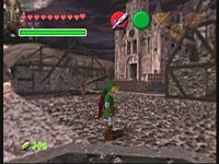 zelda hentai quest shots legend zelda ocarina time master quest gamecube screenshot porn user more will link friendly