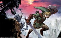 zelda hentai twilight princess wallpapers games legend zelda twilight princess porn hentai