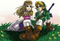zelda ocarina of time hentai zelda link ocarina time crimsonxcrime morelikethis artists
