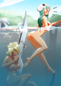 halibel bleach hentai gazoumatome tier harribel bleach tia nelliel hentai entry