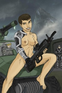halo elite hentai halo porno reach