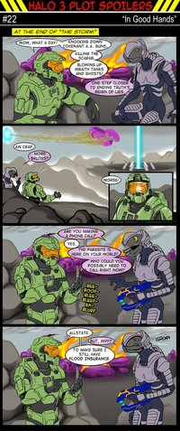 halo hentai comic pictures another funny