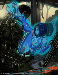 halo hentai comic lusciousnet cortana ganassa video games pictures album halo