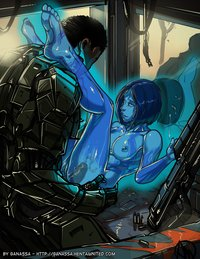 halo hentai comic lusciousnet cortana master chief superheroes pictures album nude pics cool sketch