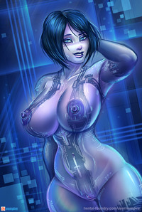 halo hentai comics cortana nude pin vempire