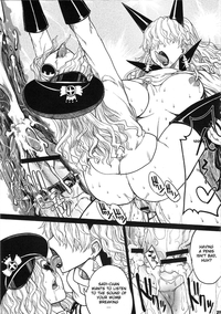 hardcore hentai images one piece hentai hardcore mero girls denki shougun