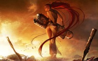 heavenly sword hentai albums mixed wallpapers wall wallpaper heavenly sword cyberbabes girls