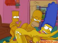 hentai adult toons cartoon simpsons get sexy