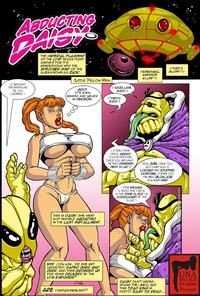 hentai alien porn comics page alien abduction daisy