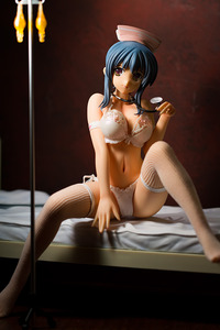 hentai anime figures figures nurse miyuu from daydream collection nsfw