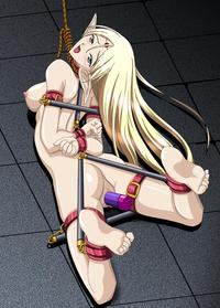 hentai bondage gallery galleries gallery gagged tied hentai hotties