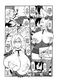 hentai boobs comic female dominatrix huge boobs hentai manga reen