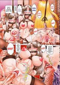 hentai comics pics bondage bdsm hentai comic comics where princess gets turned sexslave attachment