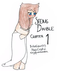 hentai double bondage pre seeing double chapter ninjafromsweden morelikethis fanart traditional drawings books