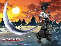 hentai fro hell albums aweshi anime afro samurai action
