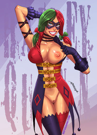 hentai from hell down harley quinn injustice flashing boob anasheya nsfw gamers girl week