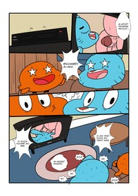 hentai fuck comic sexy world gumball