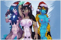 hentai furry anime hentaifurryxxx merry christmas everyone