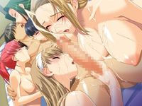 hentai girls on girls cum covered anime girls drenched hentai