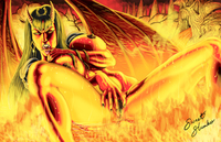 hentai hell sweet slumber purgatori bathes fires hell pictures user
