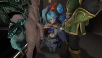 hentai key midna bafaf hyrule warriors lana legend zelda link midna secaz source filmmaker