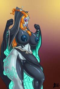 hentai key midna legend zelda lurkergg midna twilight princess