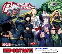 hentai manga ms galleries misc random doujins marvel heroes hamecomi color english manga