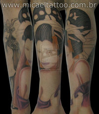 hentai samurai 7 hentai samurai third session micaeltattoo gallery tattoos
