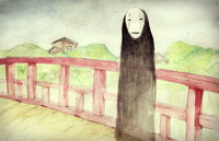 hentai spirited away spirited away face friendermen morelikethis fanart traditional paintings