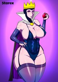 hentai xxx big boobs lusciousnet queen grimhilde boobs superheroes pictures album evil from snow white