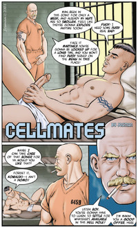 hot young hentai resources sizzling hot gay erotic art hentai cellmates josman