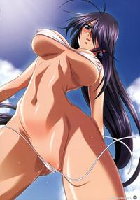 ikkitousen hentai doujin media original ikkitousen official fanbook hentai doujin picture uploaded