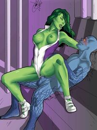 incredible hulk hentai lusciousnet hulk android user dirtyoldman wonderslut week