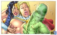 incredible hulk hentai dirtyoldman lusciousnet hulk fucks heroines superheroes pictures album incredible anal threesome