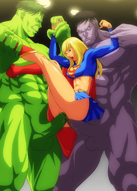 incredible hulk hentai raliugaxxx super girl hulks hulk hentai