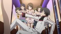 infinite stratos hentai gallery safe infinite stratos harem anime winter least original ever rehashes