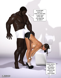interracial hentai comic viewer reader optimized marias interracial maria handjob read page