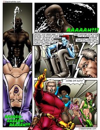 interracial hentai comic viewer reader optimized interracial space sluts def abe iss read page