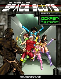 interracial hentai comic viewer reader optimized interracial space sluts def abe iss read